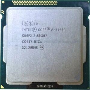 Intel Core i5-3450S (2.80Ghz) LGA 1155