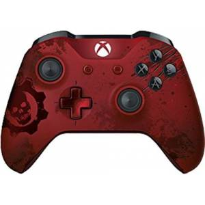 Xbox One Gears Of War 4 Crimson Omen Controller