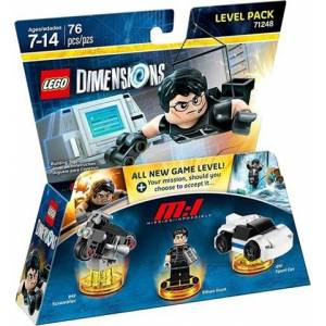 Lego Dimensions: Mission Impossible Level Pack (Sealed Only)