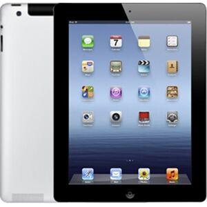 Apple iPad 3rd Gen (A1430) 9.7� 64GB - Black, Unlocked B