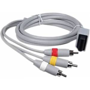 Official Wii Composite Cable