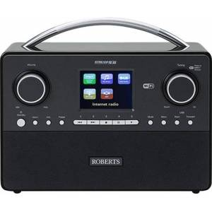 Roberts Stream 93i DAB/FM Smart Radio, B