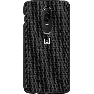 OnePlus 6 Bumper Nylon Black Case