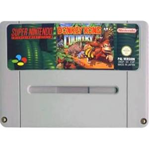 Donkey Kong Country, Unboxed