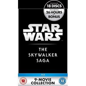 Refurbished: Star Wars: The Skywalker Saga Complete Box Set(12) - 18 Disc