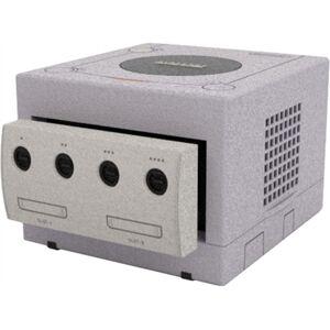 Platinum Gamecube Platinum, (No Game) Unboxed