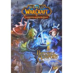 World of Warcraft Heroes of Azeroth Deck