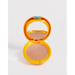 Shiseido Tanning Compact Foundation SPF6 N Bronze 12g-Brown