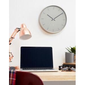 Umbra nickel metal wall clock 31.75cm-Multi