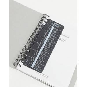 Typo planner for mid year 2020/21 in A5 with personal assistant slogan-Grey  - female - Grey - Size: No Size