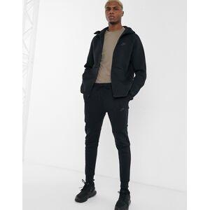 Nike tech fleece slim fit joggers in black