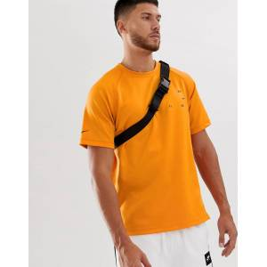 Nike Tech Pack T-Shirt in Orange