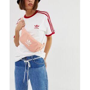 adidas Originals trefoil bumbag in pink