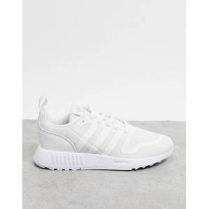 adidas Originals Smooth Runner trainers in white  - female - White - Size: 6
