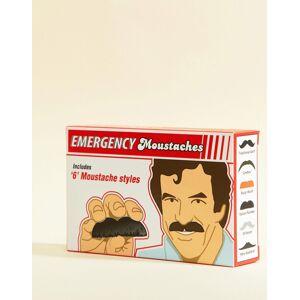 Gift Republic Emergency Moustaches-Multi