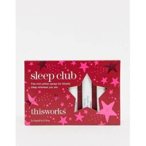 this works Sleep Club Kit-No Colour  - female - No Colour - Size: No Size