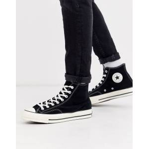 Converse Chuck '70 Suede trainers in black  - male - Black - Size: 8