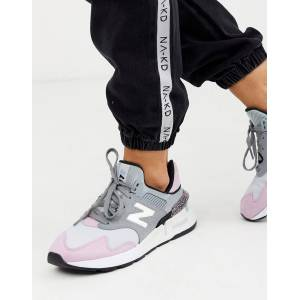 New Balance 997S trainers in grey  - female - Grey - Size: 4.5