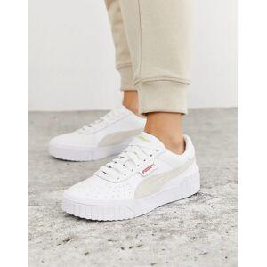 Puma Cali Sun trainers in white