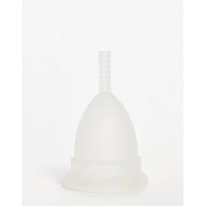 Mooncup silicone menstrual cup size A-No Colour  - female - No Colour - Size: SIZE A
