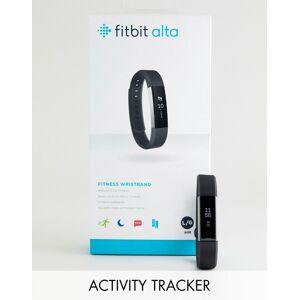 Fitbit Alta activity tracker in silver-Black