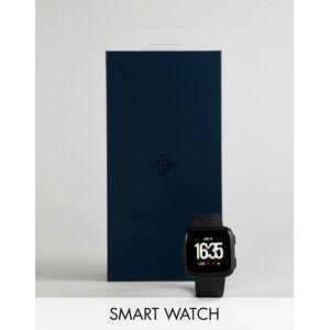 Fitbit Versa Smart Watch in Black  - male - Black - Size: No Size