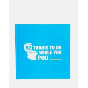 Books 52 Things To Do While You Poo Book-Multi  - female - Multi - Size: No Size