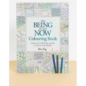 Allsorted Being In The Now Colouring book-Multi  - unisex - Multi - Size: No Size