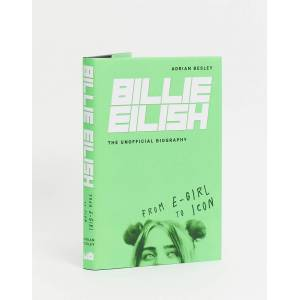 Allsorted Billie Eilish book-Multi  - Multi - Size: No Size