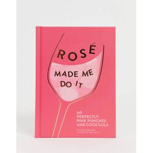 Books Rose made me do it cocktail book-Multi