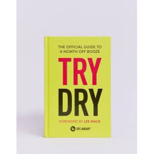 Books Try dry: the official guide to a month off booze-Multi