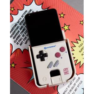 PQUBE Smart Boy Android Phone Game Boy Console-Multi