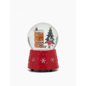 Marks & Spencer Christmas Scene Musical Snow Globe -