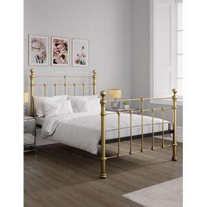 Marks & Spencer Castello Bed - Antique Brass  - unisex - Antique Brass - Méid: Super King Size (6 ft)