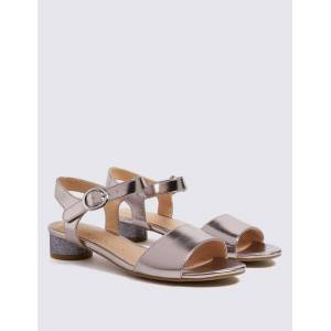 Marks & Spencer Kids Buckle Fastening Sandals (13 Small - 6 Large) - Navy