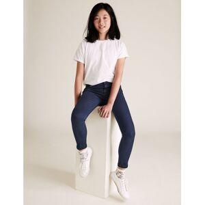 Marks & Spencer Super Skinny Jeans (3-16 Years) - Dark Denim