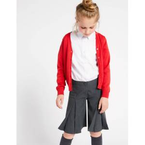 Marks & Spencer Girls' Culottes - Grey