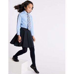 Marks & Spencer Girls' Skater Skirt - Grey