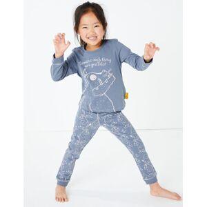 Marks & Spencer Gruffalo™ Print Pyjama Set (1-8 Years) - Blue Mix
