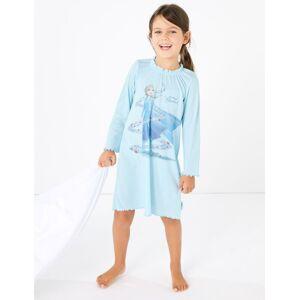 Marks & Spencer Disney Frozen™ 2 Nightdress (2-10 Years) - Blue Mix