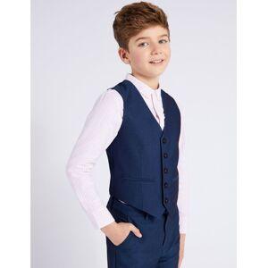 Marks & Spencer 60202475005  - unisex - Bright Blue - Méid: 7-8 Years
