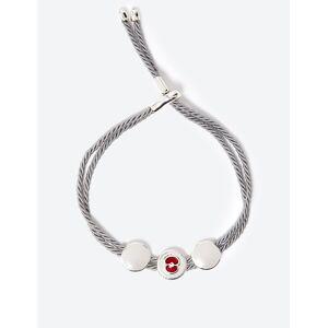 Marks & Spencer The Poppy Collection® Poppy Bracelet - Silver Mix