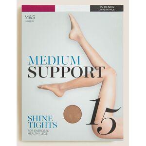 Marks & Spencer 15 Denier Medium Support Sheer Tights - Illusion