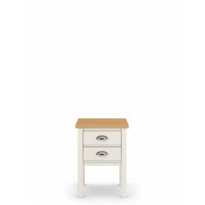 Marks & Spencer Padstow Ivory Bedside Table - Ivory  - unisex - Ivory
