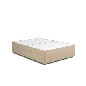 Marks & Spencer Classic Firm Top 2+2 Drawer Divan - Grey