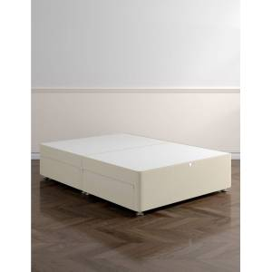Marks & Spencer Classic Firm Top 4 Drawer Divan - Grey