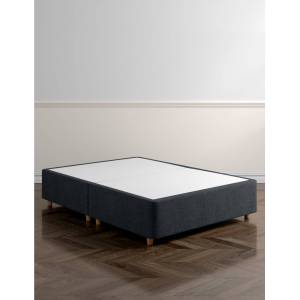 Marks & Spencer Classic Firm Top Non-Storage Divan with Feet - Charcoal