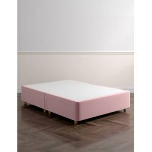 Marks & Spencer Classic Firm Top 2 Drawer Divan with Legs - Oatmeal