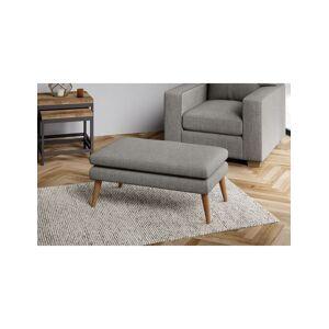 Marks & Spencer Harper Small Footstool - Linen