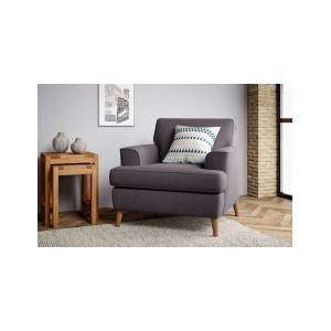 Marks & Spencer 22406767001  - unisex - Dark Brown - Méid: Armchair